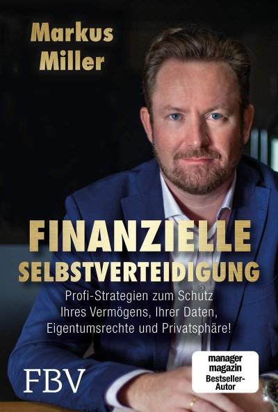 Jetzt vorbestellen! Das neue Buch von Markus Miller